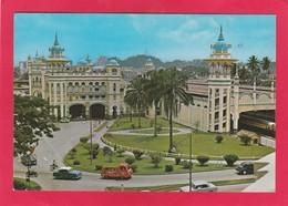 Modern Post Card Of Railway Station,Kuala Lumpur,Malaysia,D40. - Malaysia
