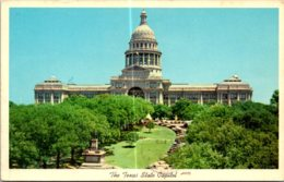 Texas Austin State Capitol Building 1965 - Austin