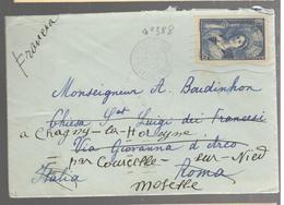 26311 - CHAMPENOISE - Storia Postale