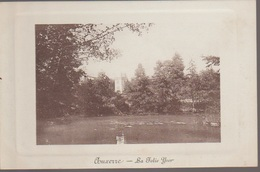 AUXERRE - LA FOLIE YVER - Appoigny