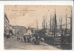 CPA - France 13 - Marseille - Le Lavage Du Poisson -  Achat Immédiat - (cd016 ) - Old Professions