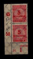 DEUTSCHES REICH 1923 Nr 317 Mit Plattennummer: 26 (94577) - Deutschland
