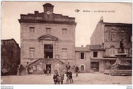 BELLAC LE PALAIS DE JUSTICE TBE - Bellac