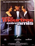Aff Ciné Orig  PETITS MEURTRES ENTRE AMIS (Danny Boyle) 1985 120X160 - Affiches & Posters