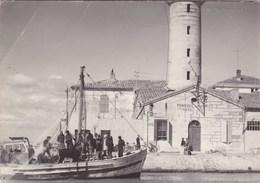 Le Grau Du Roi - Sans Légende - Bâtiment Ponts-et-Chaussées Service Maritime - Phare Sémaphore Bateau Port DDE - CAD - Le Grau-du-Roi