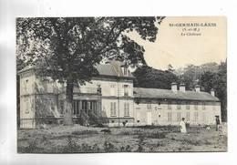 77 - St-GERMAIN-LAXIS ( S.-et-M. ) Le Château - Autres Communes
