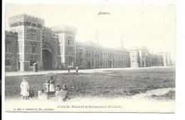 Antwerpen - Porte St. Bernard Et Boulangerie Militaire - Hermans N°152. - Antwerpen