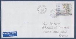"= Campagnes Princières Monaco3.5.06 N°2537 Et Au Verso 3 Timbres Russie Barneo ""ice Camp"" - Events & Commemorations"