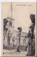 HOOGSTADE : L'église - Alveringem