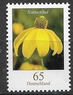 2006 Allem. Fed. Deutschland Germany Mi. 2524 **MNH    Blumen:  Sonnenhut (Rudbeckia Fulgida) - Ongebruikt