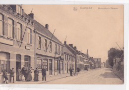 OOSTKAMP : Chaussée De Courtrai - Oostkamp