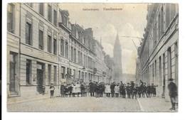 Antwerpen - Familiestraat. - Antwerpen