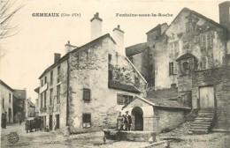 21 , GEMEAUX , Fontaine Sous La Roche , * 426 95 - Autres Communes