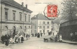 88 , XERTIGNY , Hotel De Ville , * 427 20 - Xertigny