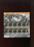 Belgie 4314 Cycling Ronde Van Vlaanderen Tour Of Flanders Full Sheet 2013  MNH - Panes