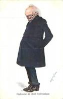 Illustration De Carl Josef Pollak , Professeur De Droit écclésiatique , * 431 49 - Illustrateurs & Photographes