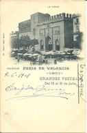 - ESPAGNE  -  VALENCE - La Lonja - Valencia