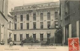 50 , Saint-Lô  , Les Archives Départementales , * 433 27 - Saint Lo