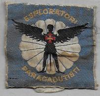 Ecusson Esploratori Paracadutisti - Ecussons Tissu