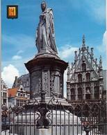 MECHELEN / STANDBEELD MARGARETA VAN OOSTENRIJK - Mechelen
