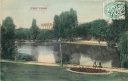 75 , TOUT PARIS XIV , Parc Montsouris  , * 436 25 - Distretto: 14