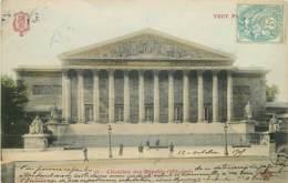 75 , TOUT PARIS XII , Chambre Des Députés  , * 436 26 - Distretto: 12