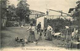75 , TOUT PARIS XVIII , MONTMARTRE , Le Maquis En 1907 , * 436 31 - Arrondissement: 18