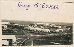 SYRIE , Camp D'EZRAA , Carte Photo , * 436 89 - Siria