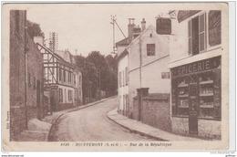 BOUFFEMONT RUE DE LA REPUBLIQUE TBE - Bouffémont