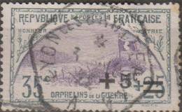 Fancia 1922 YvN°166 (o) - Usados