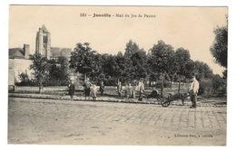 28 EURE ET LOIR - JANVILLE Mail Du Jeu De Paume - Frankreich