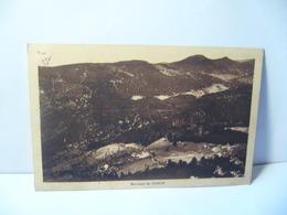 ENVIRONS DU DONON 88 VOSGES CPA 1936 Felix Luib éditeur Strasbourg - Otros Municipios