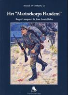 Belgische Kust. Het Marinekorps Flandern 1 WO - 1914-18
