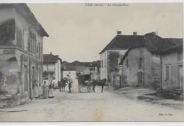 Thil- La Grande-Rue - Francia
