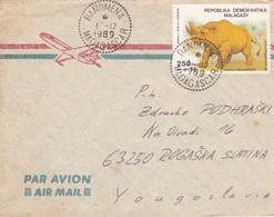 Madagaskar, Dinosaur, Prehistoric Mammals - Madagascar (1960-...)