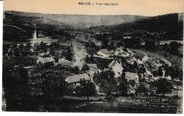 Saône Et Loire BROYE Vue Générale - Autres Communes