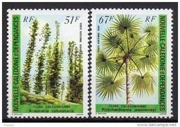Nouvelle-Calédonie - Poste Aérienne - 1984 - Yvert N° PA 238 & 239 ** - Unused Stamps