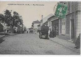 Combs-la-Ville- Rue Sermonoise - Combs La Ville