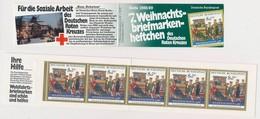 Allemagne 1988 Red Cross Croix Rouge Carnet  MNH - Premio Nobel