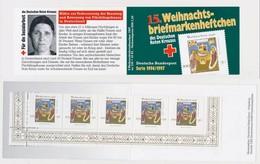 Allemagne 1997 Red Cross Croix Rouge Carnet  MNH - Premio Nobel