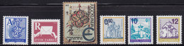 Yugoslavia 2002 Definitive Stamps - Complete Year, MNH (**) - Ungebraucht