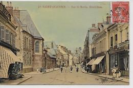 Saint-Quentin-Rue Saint-Martin-Hôtel Dieu - Saint Quentin