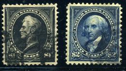 Estados Unidos Nº 107/8. Año 1894 - Usados