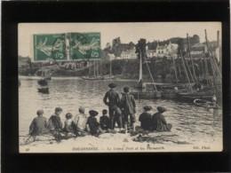 29 Douarnenez Le Grand Port Et Les Plomarc'h édit. ND N° 48 Pêche Mousses Bateau Sardiniers - Douarnenez