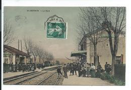 Saint Sernin, La Gare,st Sernin - France