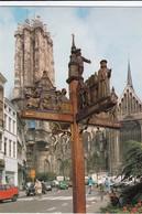 MECHELEN / SCHOENMARKT EN WEGWIJZER - Mechelen