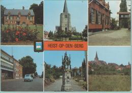CPM:    HEYST-OP-DEN-BERG   (belgique):     Multivues.    (E3065) - Heist-op-den-Berg