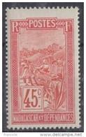 N° 137 - X X - ( C 664 ) - Madagaskar (1889-1960)