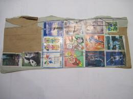 Bande D'enveloppe Avec Timbres Nippon Japon - Japan