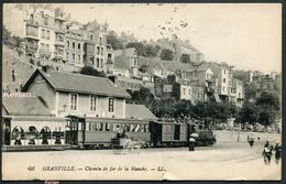 Granville - Chemin De Fer De La Manche - 66 L.L. - Voir 2 Scans - Granville